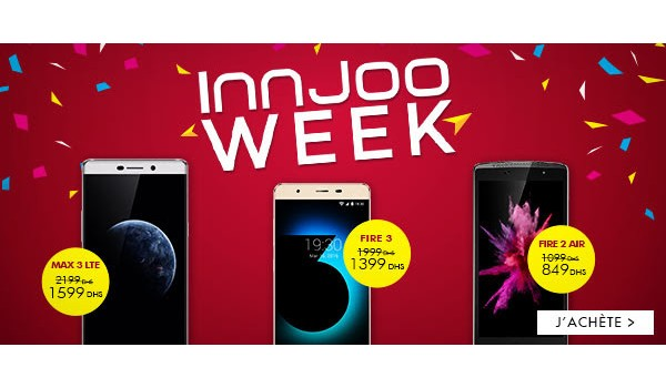 INNJOO Promotions